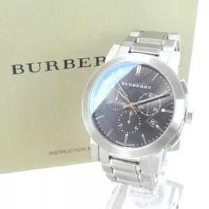 AUTHENTIC BURBERRY 58650 WATCH QUARTZ
